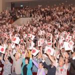 沖縄県祖国復帰40周年記念式典 (写真:日本会議サイトより)