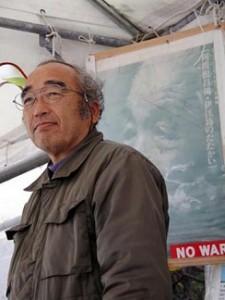 ヘリ基地反対協議会共同代表 安次富浩