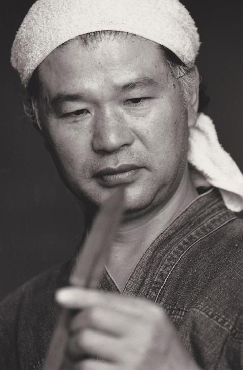 刀匠高野行光 先生(たかのゆきみつ)