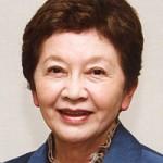 参議院議員 中山恭子