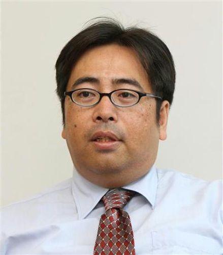 八重山日報編集長 仲新城 誠氏