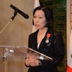 前 産経新聞パリ支局長  山口昌子先生