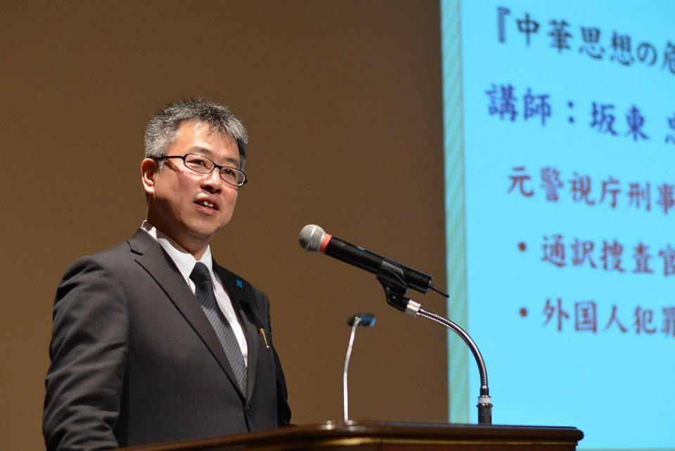 5.24千葉 坂東忠信「移民政策失敗大国日本」