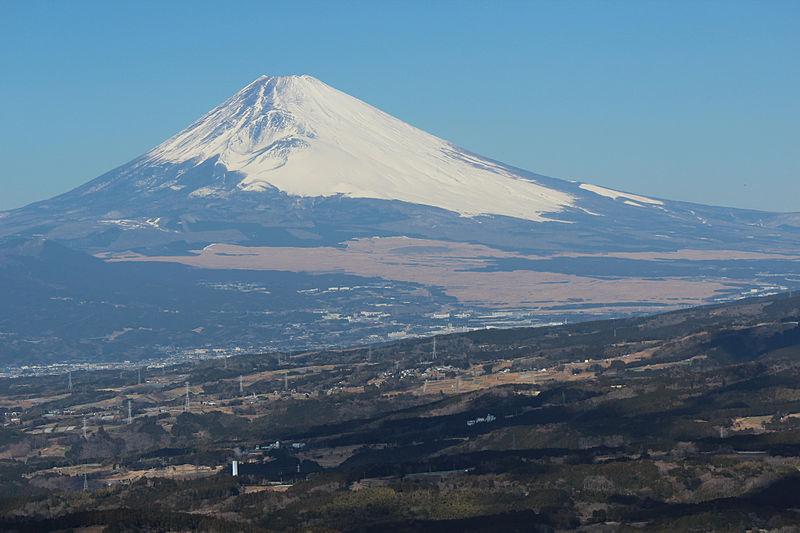東富士演習場(wikipediaより)