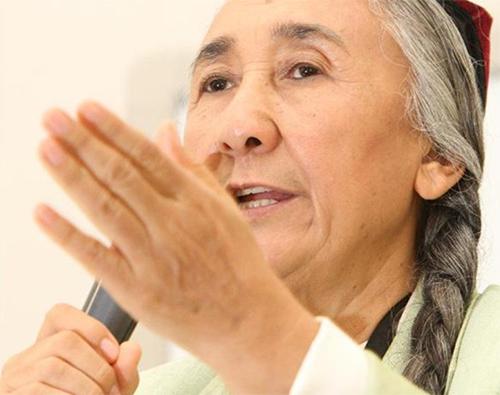 世界ウイグル会議 ラビア・カーデル議長
