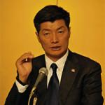 ロブサン・センゲ チベット亡命政権主席大臣