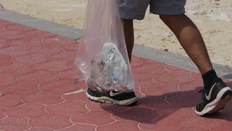【沖縄】アメリカ海兵隊員による清掃ボランティア活動